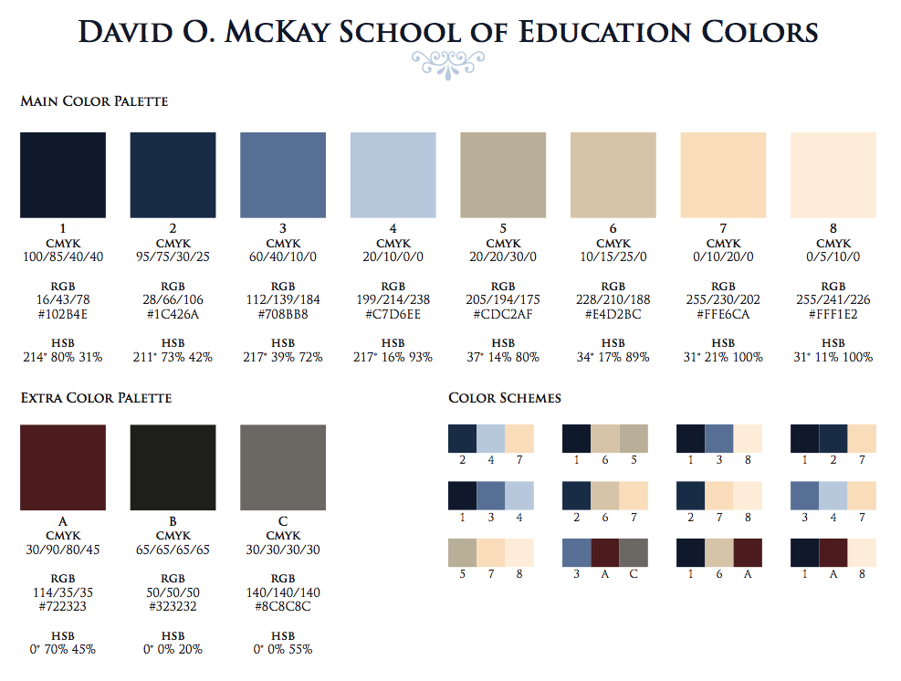 Color palette educationu color matching pinterest color palette educationu gumiabroncs Gallery