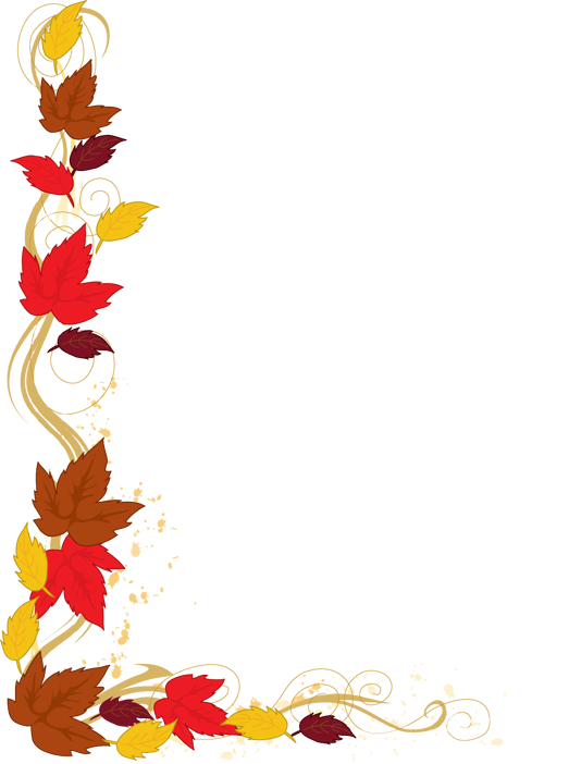 clip art of a background of autumn leaves falling from a bare tree rh pinterest com