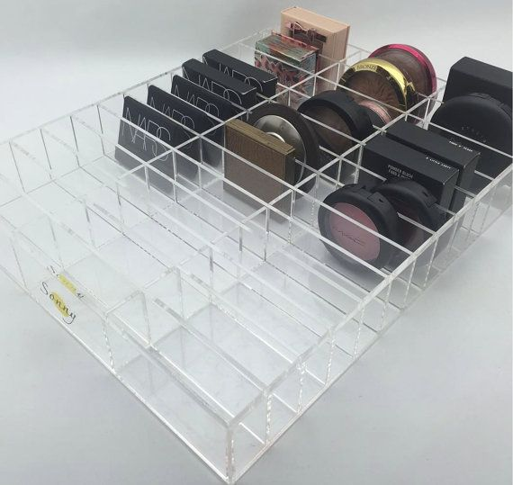 Acrylic makeup alex 39 acrylic vanity ikea alex by Makeup drawer organizer ikea
