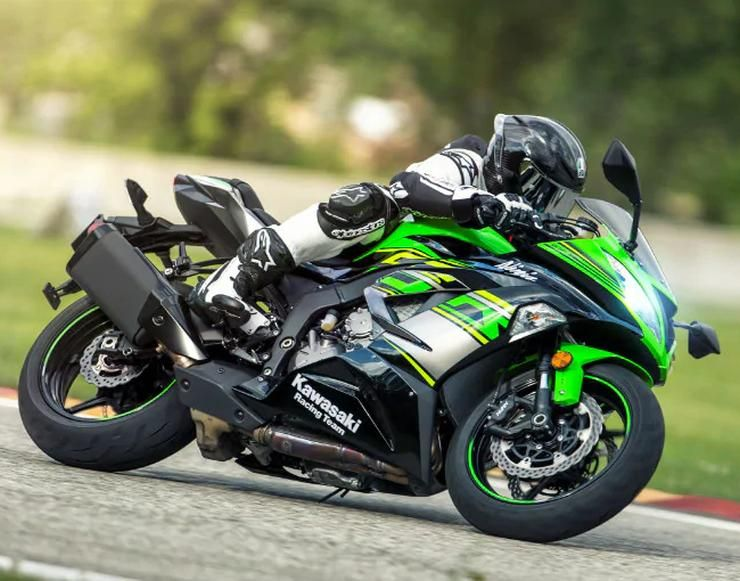 Kawasaki Ninja ZX6R superbike launched in India (With