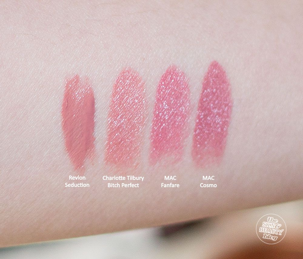 Money Can Buy Lipstick: MAC A Z Lipstick Dupe Guide: G + H