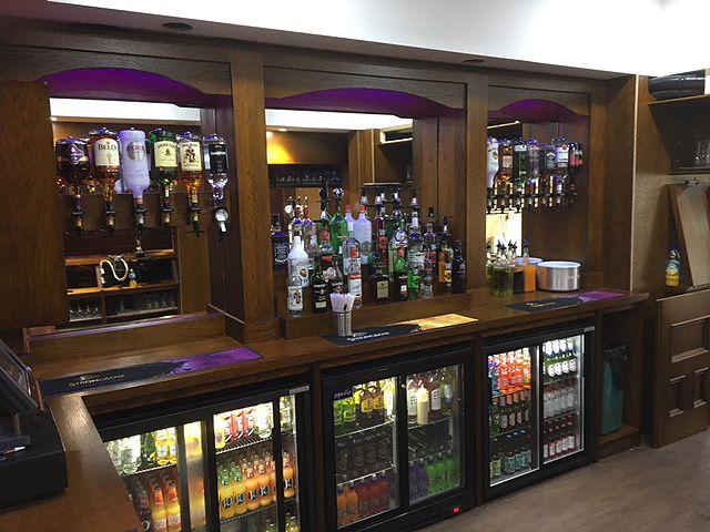 Back Bar Design And Build