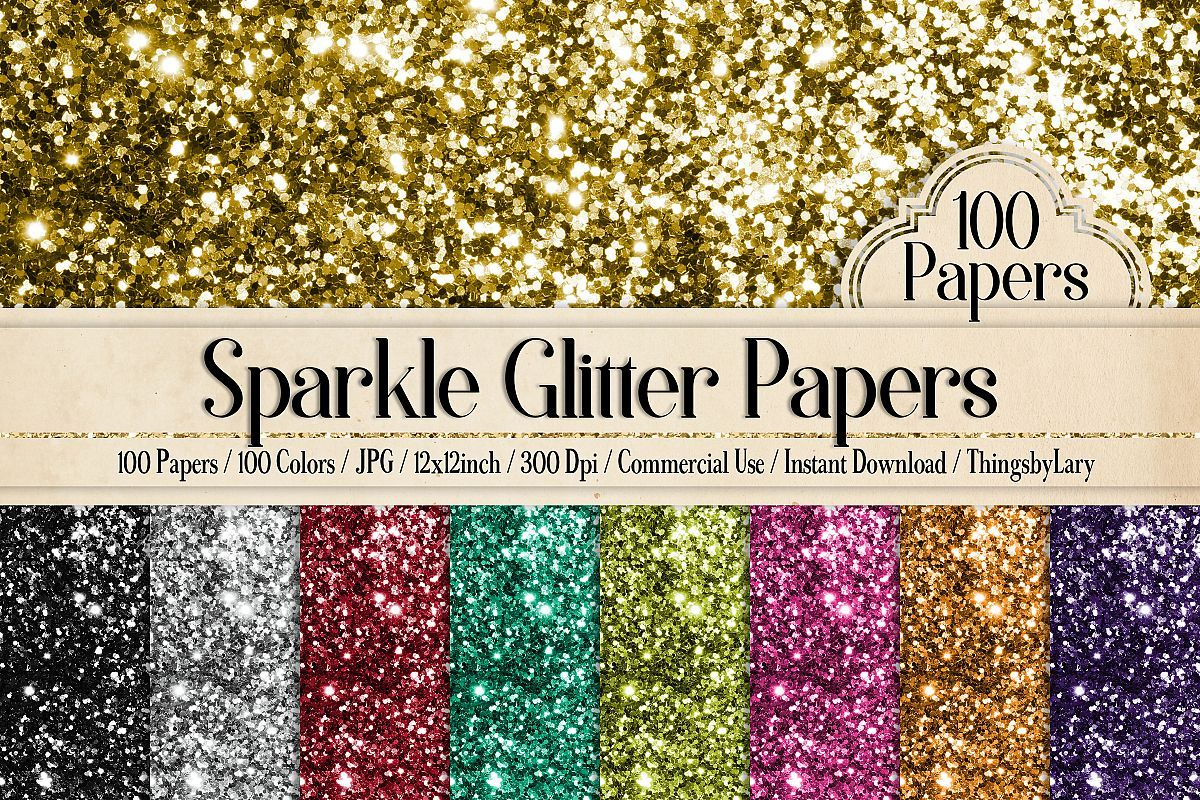 100 Sparkle Glitter Texture Papers With Images Paper Texture
