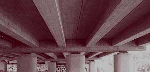 Pan Joist Concrete Deck System One Way Structural