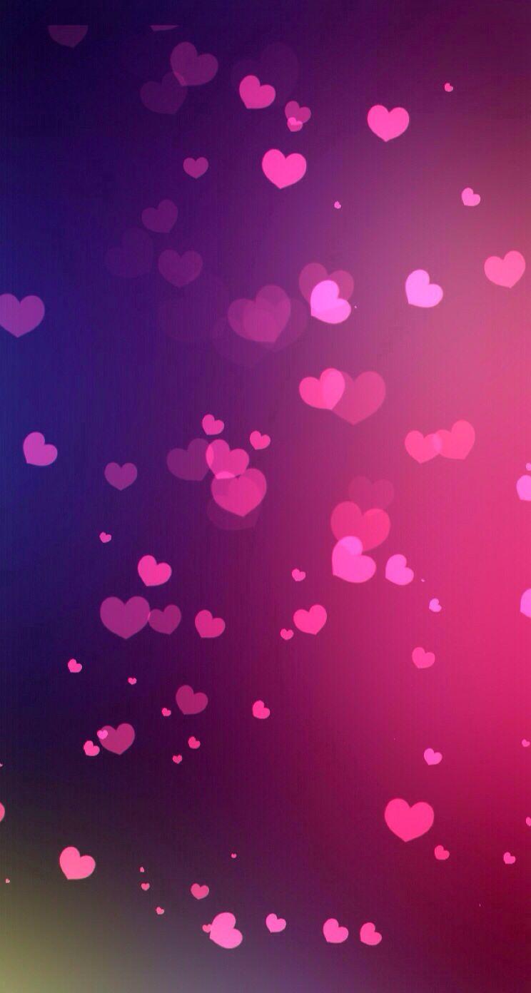 Phone Wallpaper Hearts