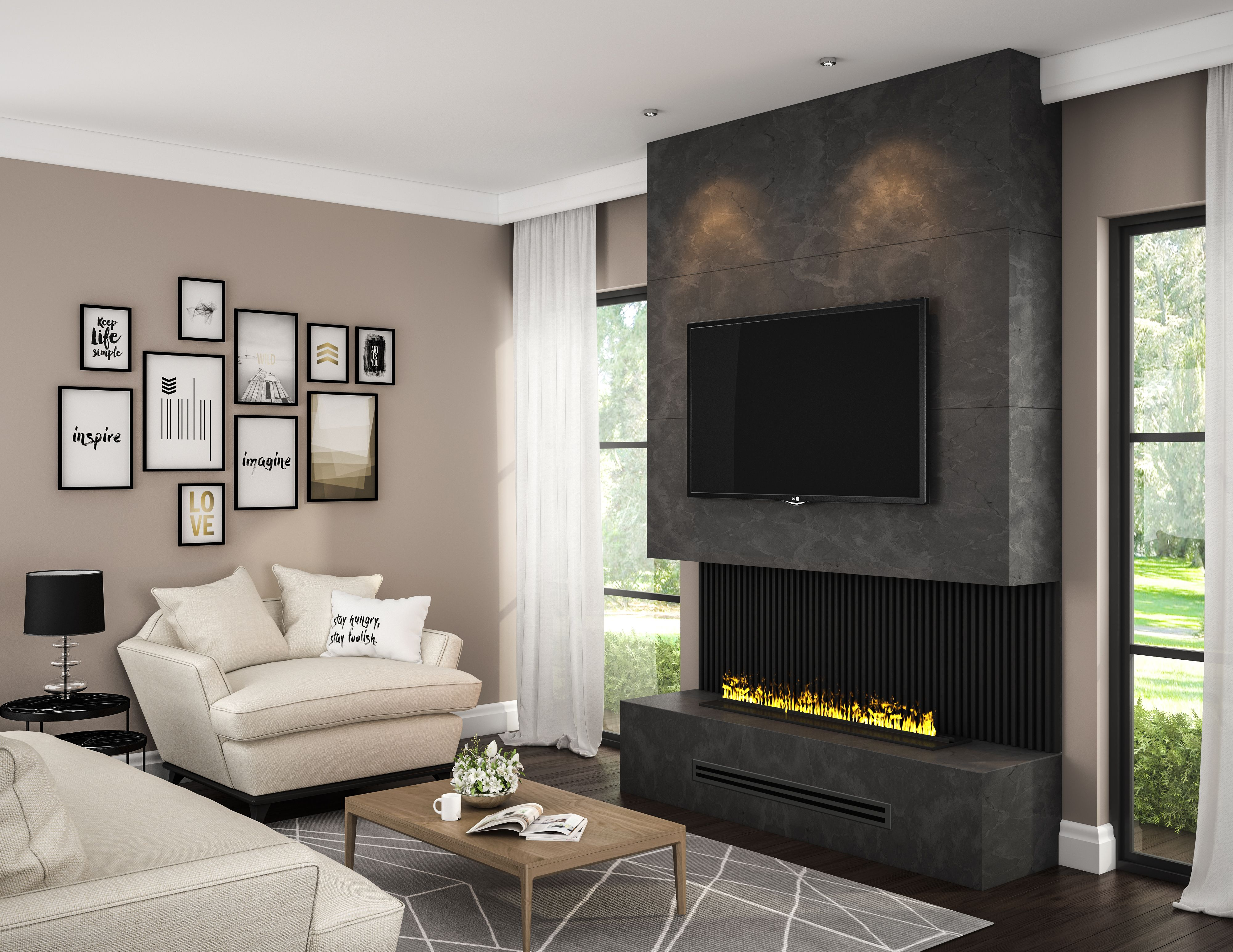 Anti Microbial Plastic Provides Worry Free Operation Of Opti Myst Electric Fireplaces The Dimplex Blog In 2021 Dimplex Contemporary Fireplace Fireplace Stores