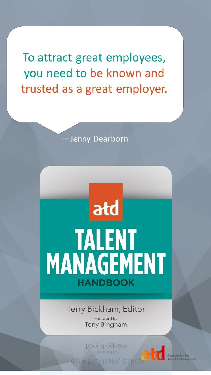 Need help attracting and retaining talent look inside atd