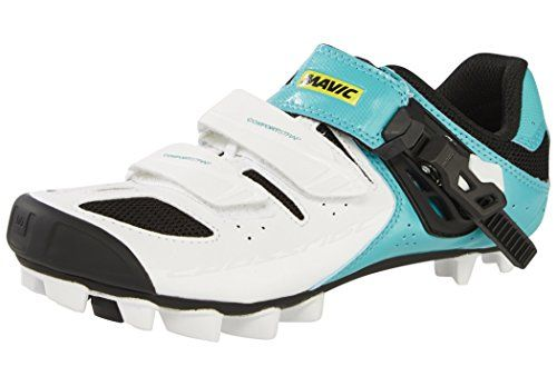 Mavic Crossride Sl Elite W Mtb Schuh Damen Moorea Blue/white/black 5,5