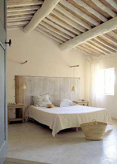 D co chambre 8 ambiances d 39 exception qui font r ver - Decoration poutre ...