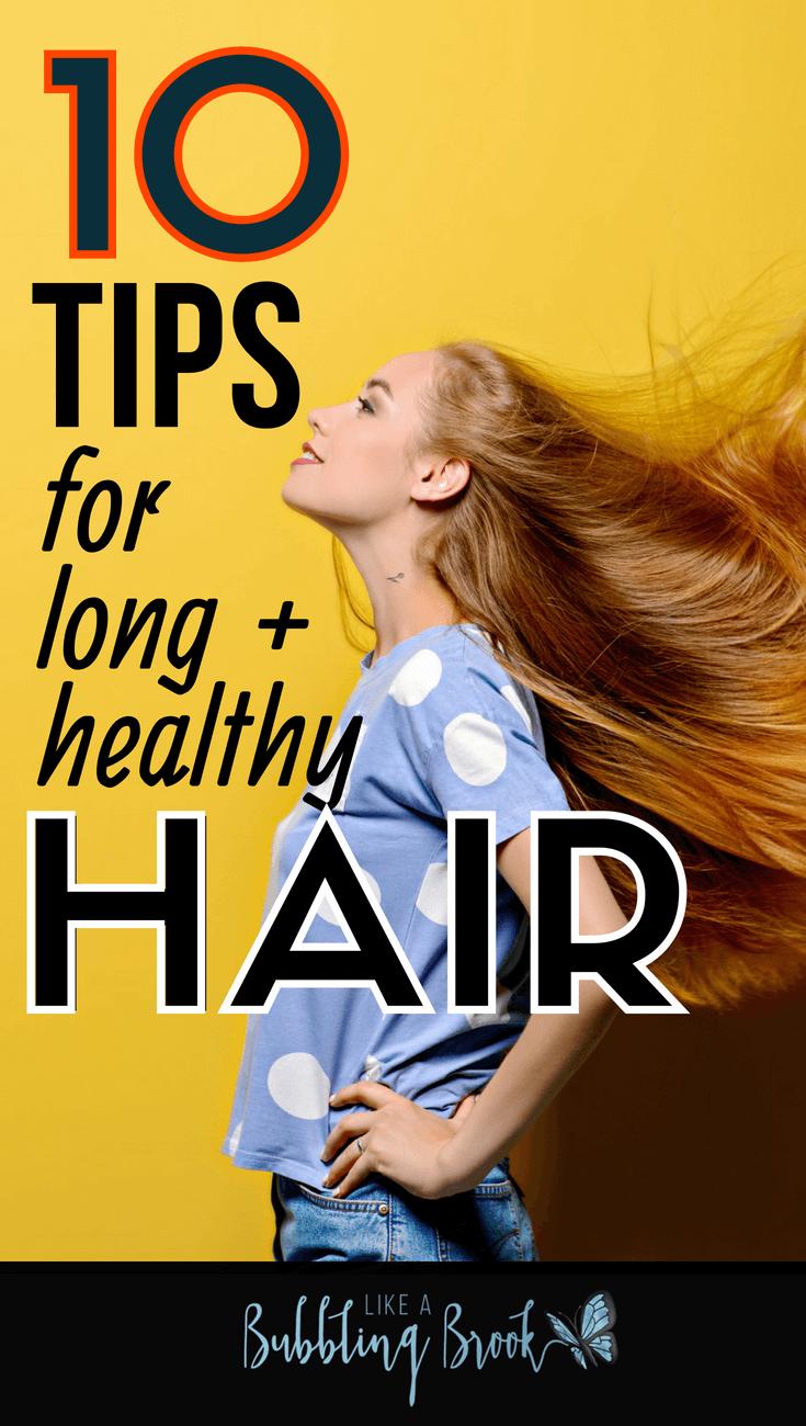 10 Tips on Caring for Long Hair for Men