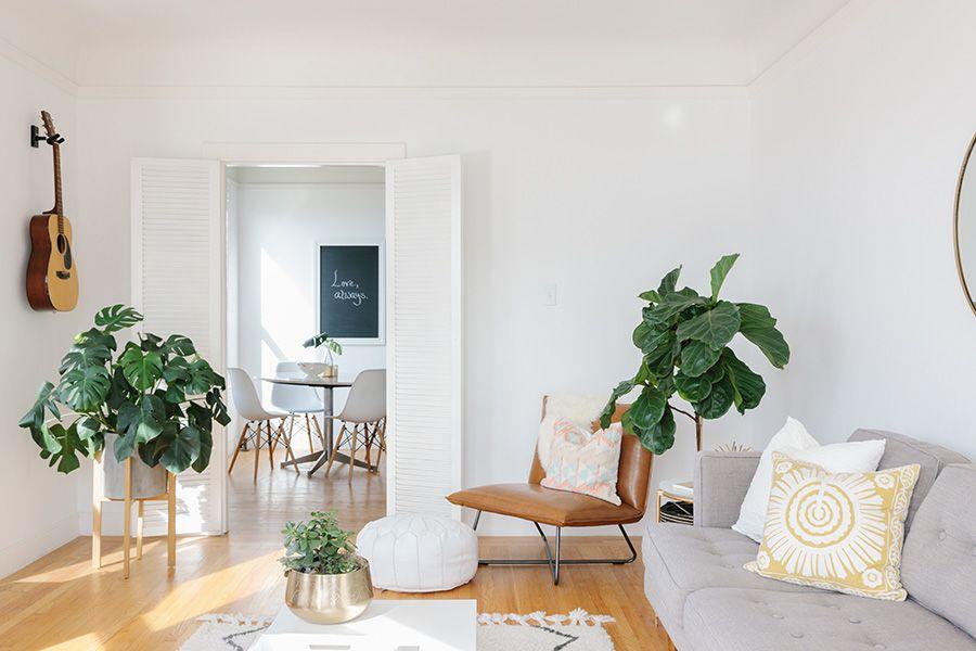 Step Inside The Chic Light Filled Apartment Of Poshmark S Pr Genius