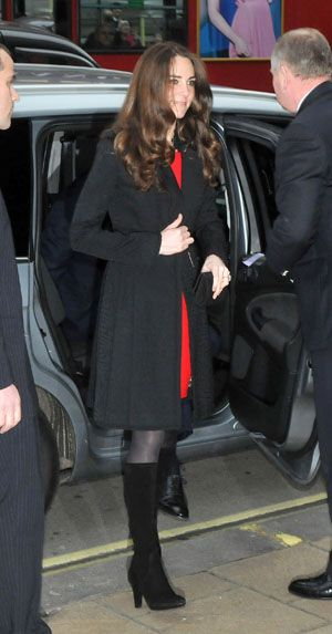 Kate Middleton's favorite boots are on sale again!
