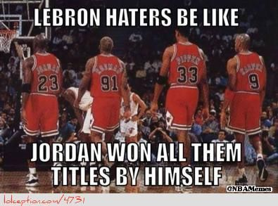 Funny Memes For Haters : Lebron haters be likeu weheartlakers nba funny meme