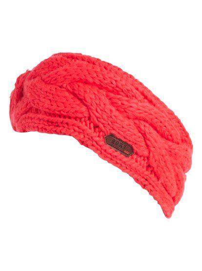 roxy, Winter Happiness Headband, Dubarry - Solid (mkj0)