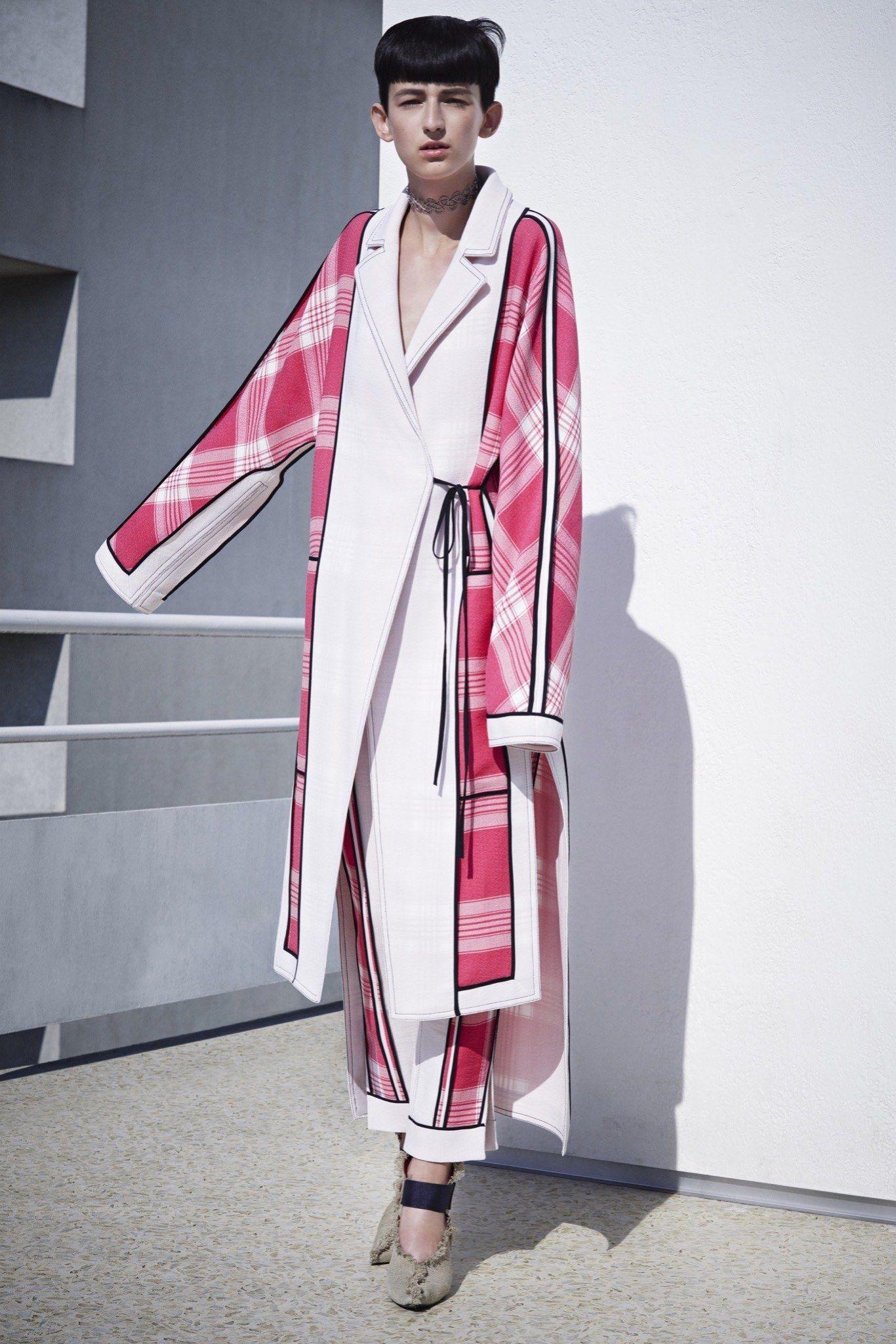 Acne Studios Resort 2016 Fashion Show