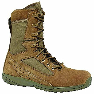 Belleville 115 Tactical Research Mini Mil Transition Athletic Coyote Brown Boot 6 D M Us Belleville Boots Military Boots Minimalist Shoes