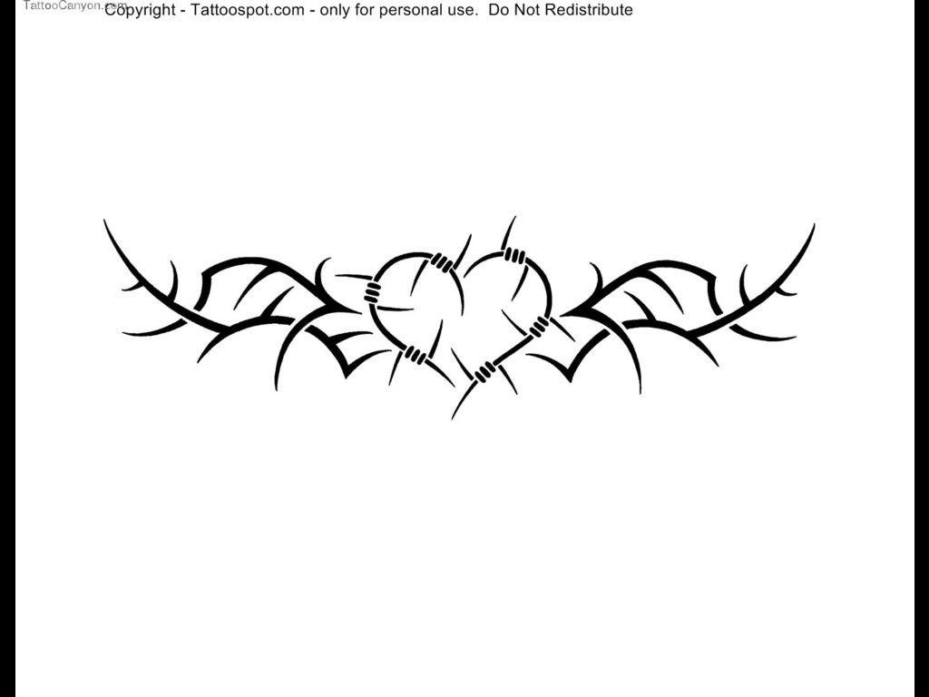 2958 barbed wire design 5 barb tattoo designs free tattoo design ...