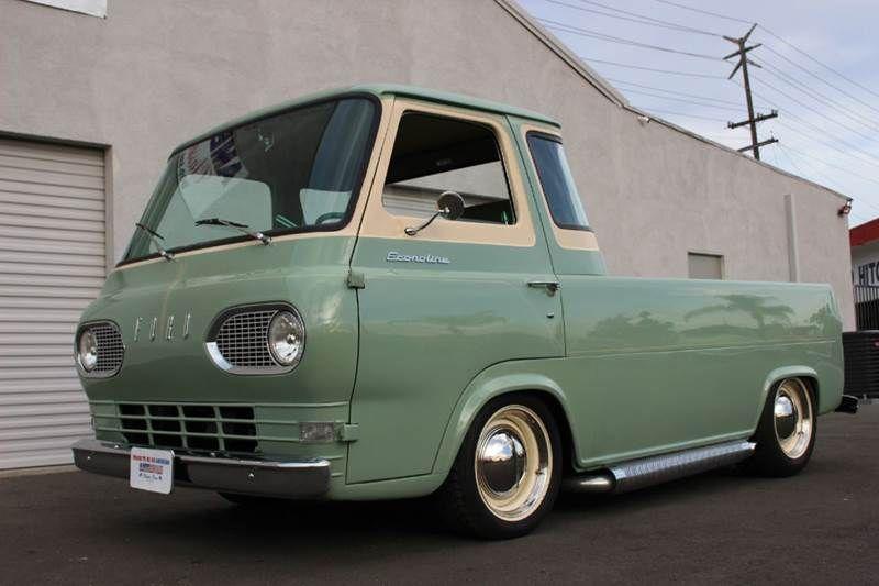 1963 Ford Truck Econoline In Pomona Ca American Classic Cars