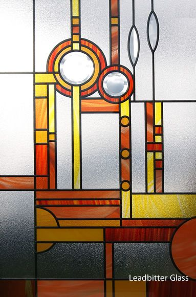 These Mackintosh Style Designs For Doors And Windows Can Be Altered