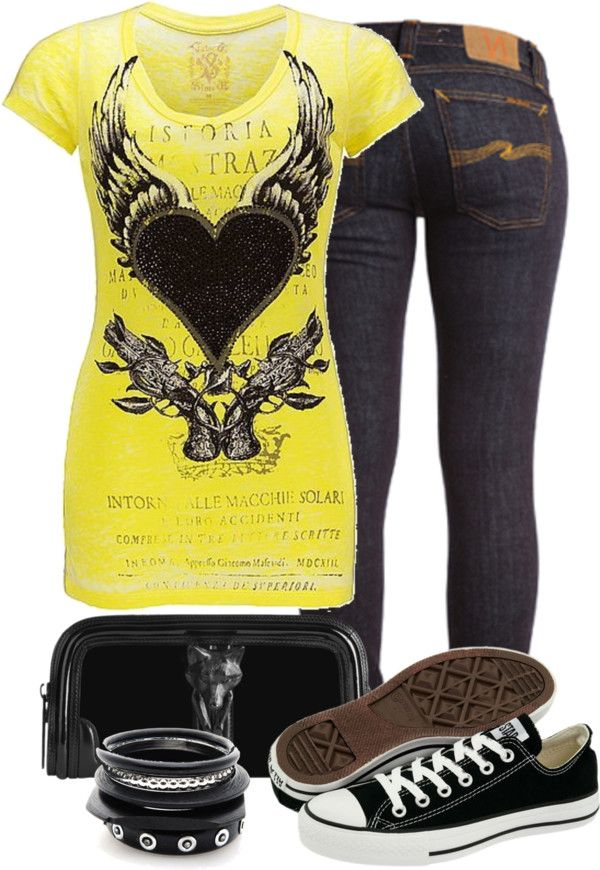 this :) by stephiebees on Polyvore