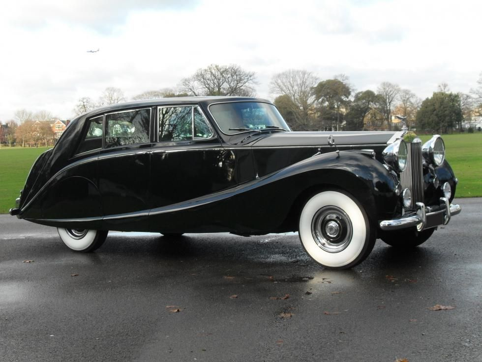1955 Rolls Royce Silver Wraith Empress Touring Limousine By Hooper