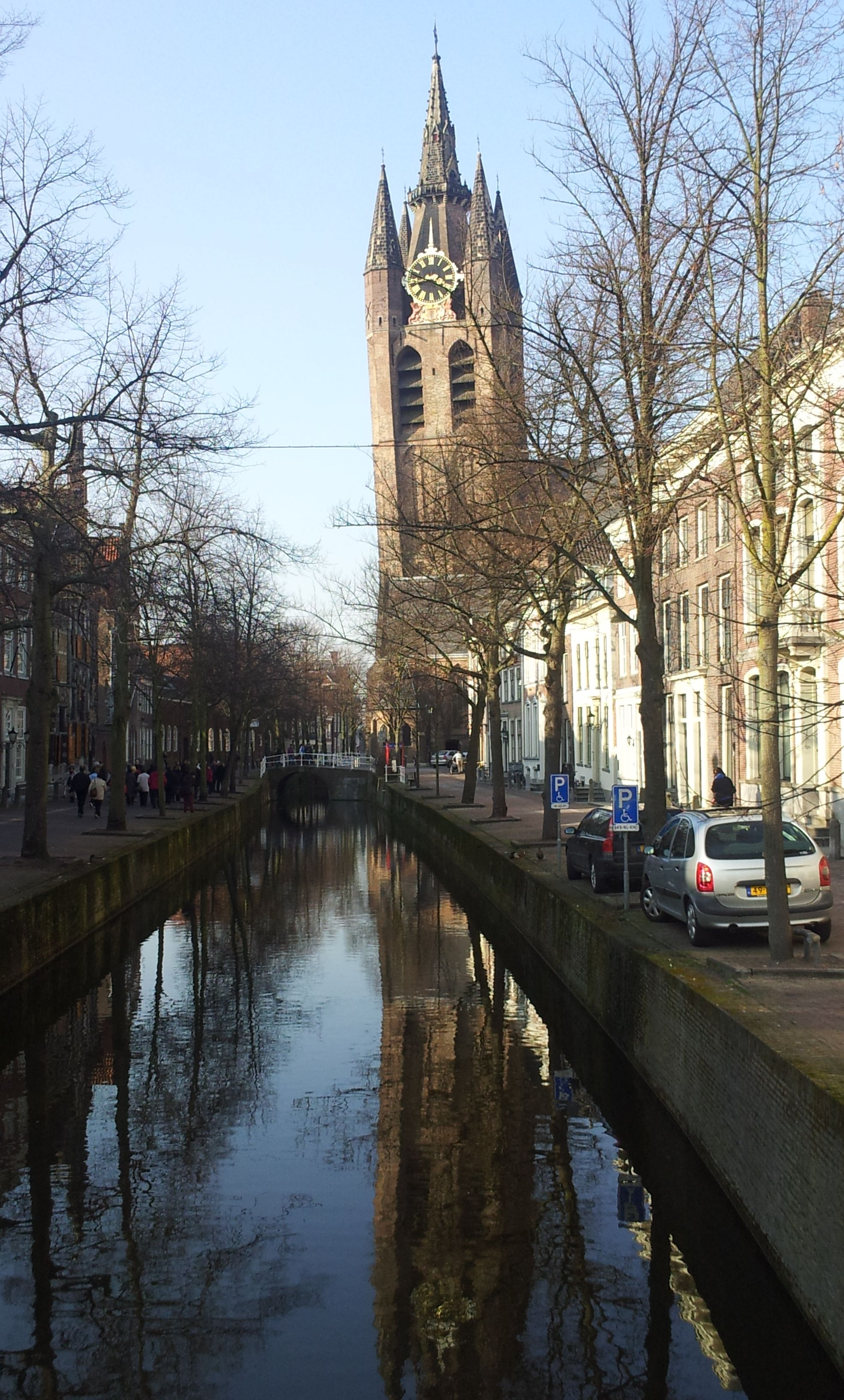 Oude kerk (Old Church) - Photo by Petka