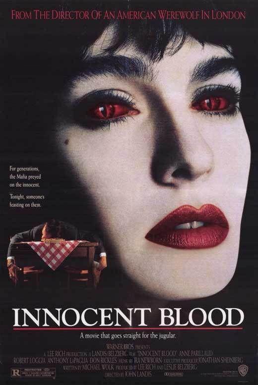 Innocent Blood (1992) - Anne Parillaud DVD Anne parillaud, Blood - presumed innocent movie