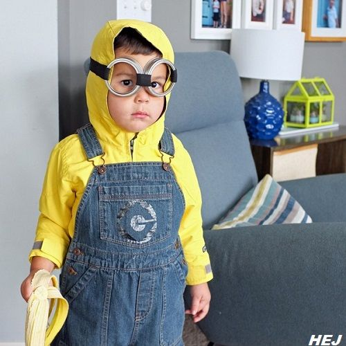 diy halloween costumes boys minion Halloween Pinterest - simple halloween costumes ideas