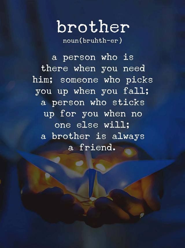 Pin By Diana De Jong On Love Missing My Brother Brother Quotes Best Brother Quotes Sister Quotes