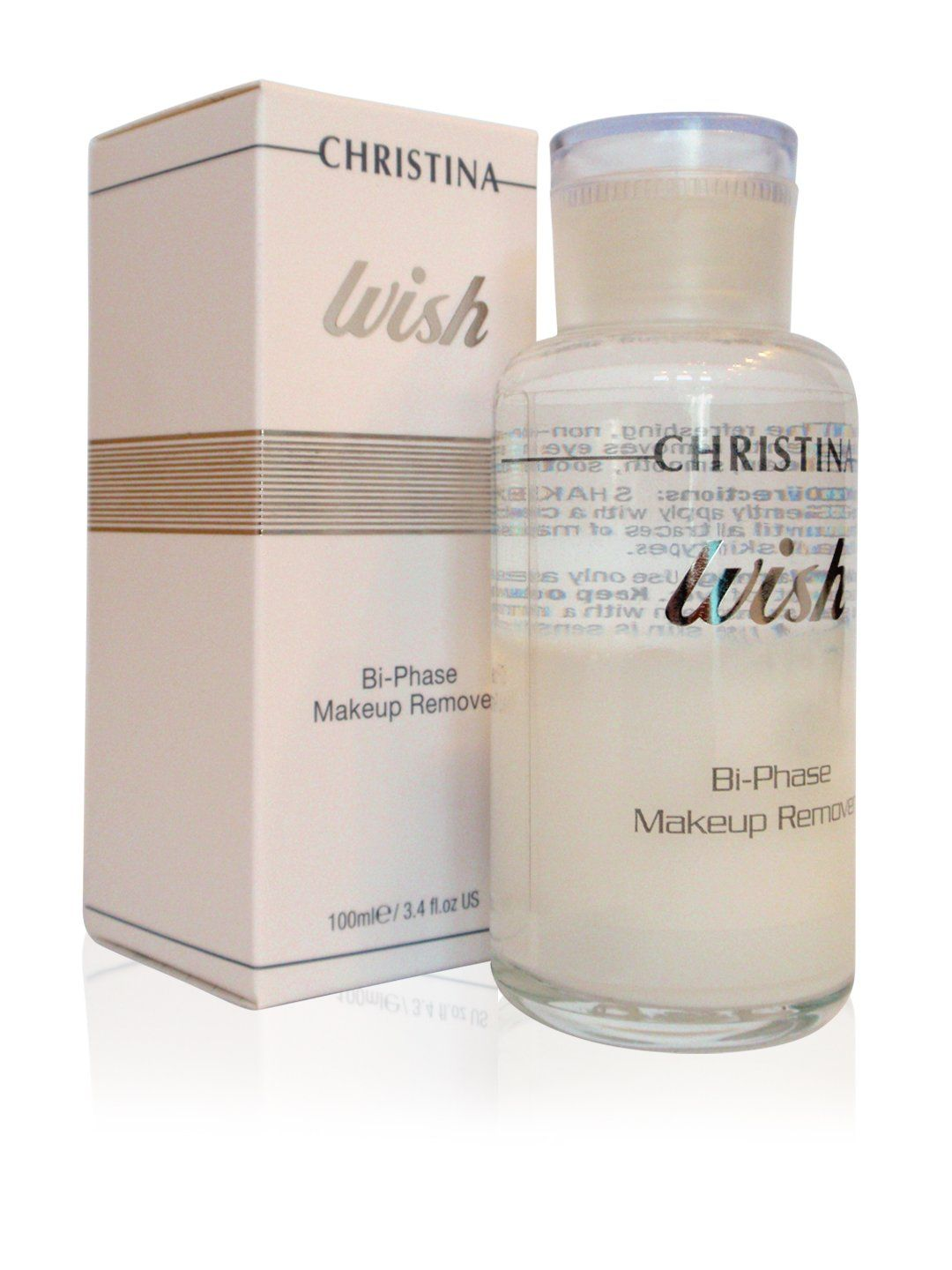 Christina Wish BiPhase Makeup Remover 100ml >>> Be sure to