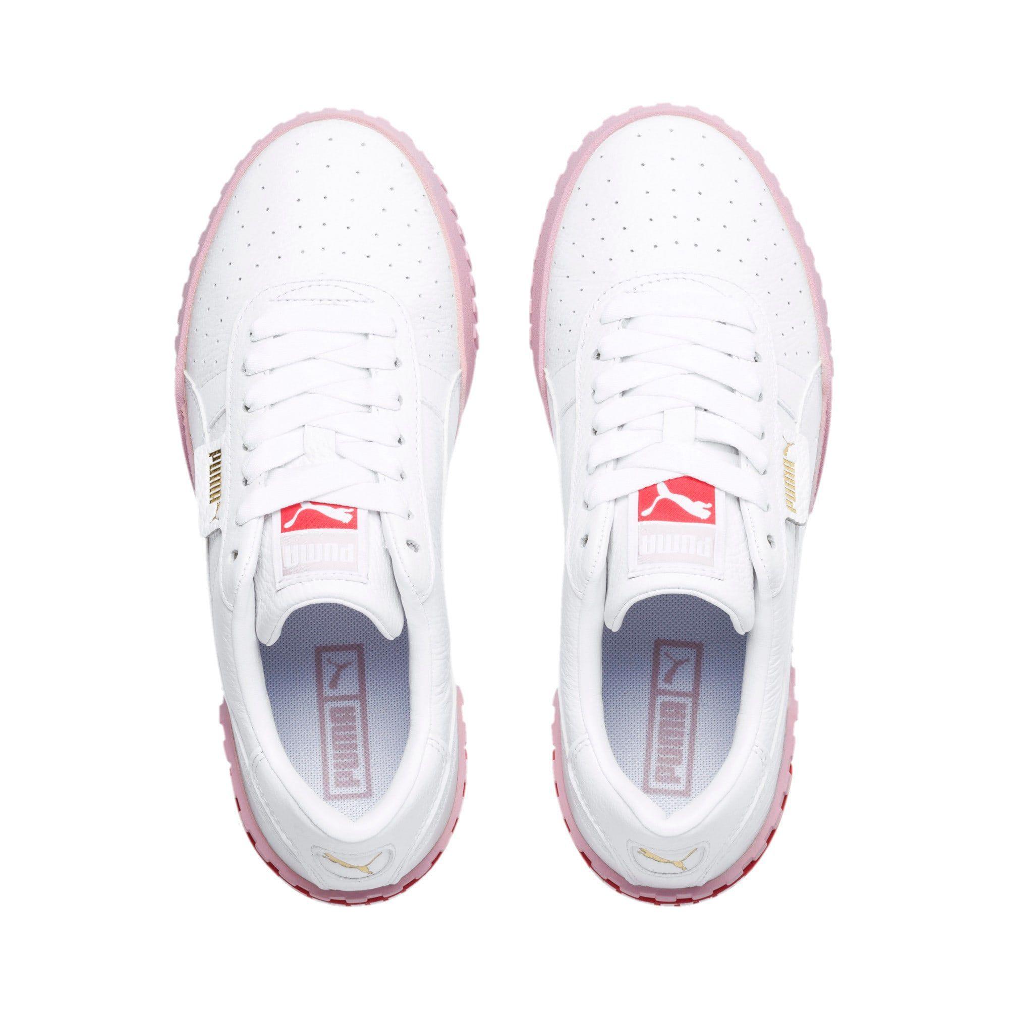 Shoes#cali #pink #puma #shoes