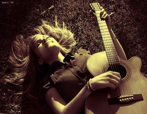Guitar, guitar...