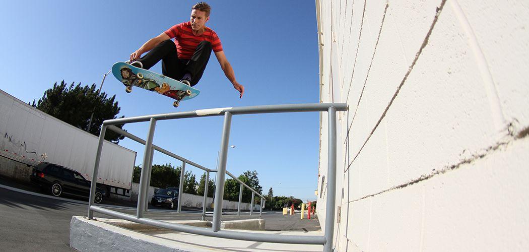 Brian Sumner Bio, Skateboard