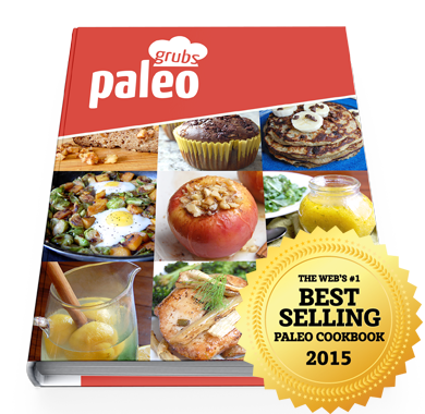 The only healthy cookbook you will ever need paleo grubs book 470 the only healthy cookbook you will ever need paleo grubs book 470 paleo forumfinder Images