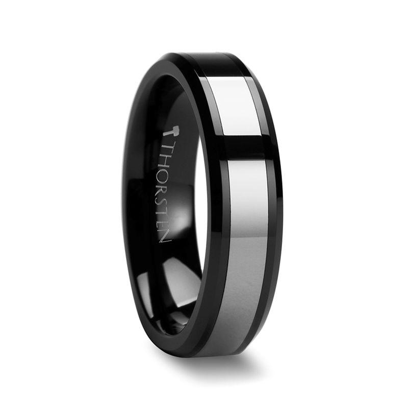 8mm Tungsten Rings