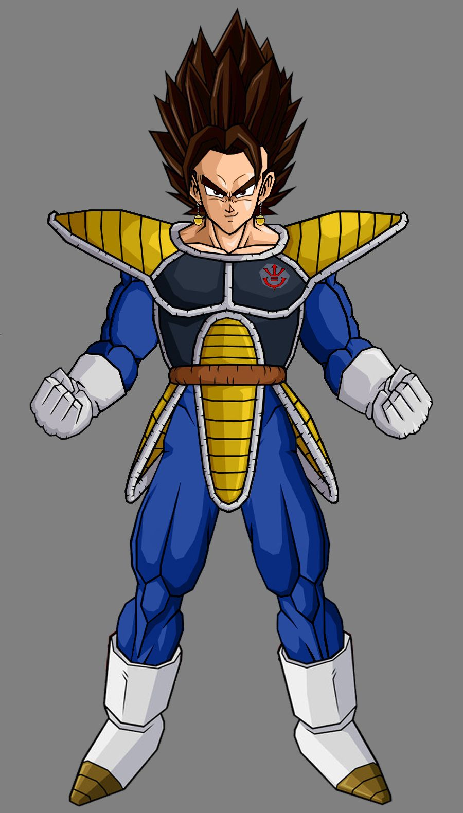Vegetto saiyan armor dragonball pinterest goku - Naruto and dragonball z ...