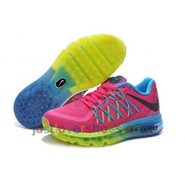 site réputé 042e7 3dc68 Zapatillas Running Nike Air Max )pretty rose fashion women ...