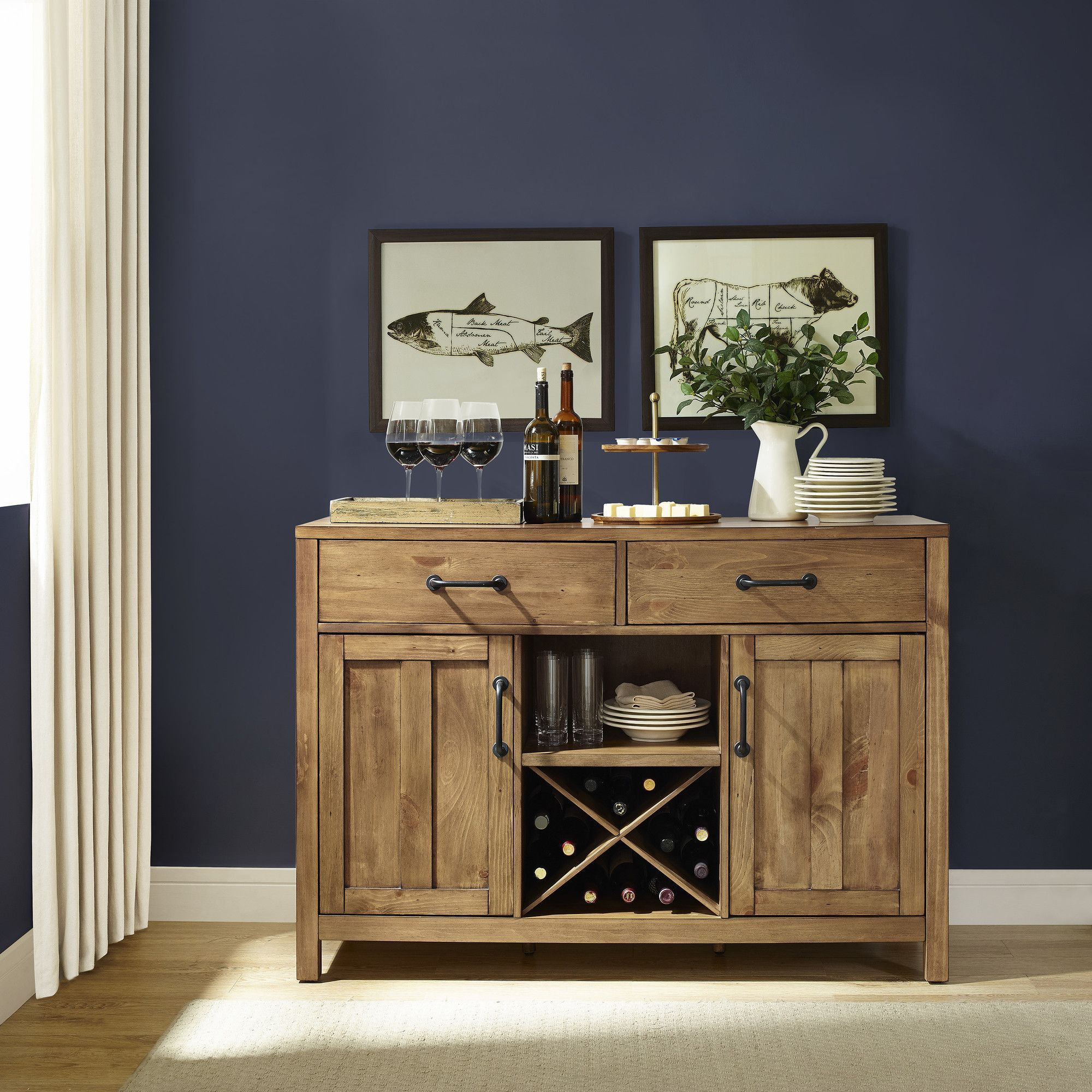 Shop Wayfair for Sideboards & Buffets to match every style and