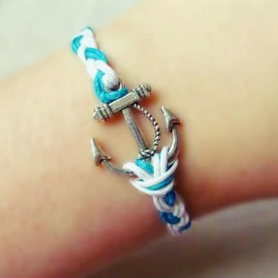 Nautical Anchor Jewellery