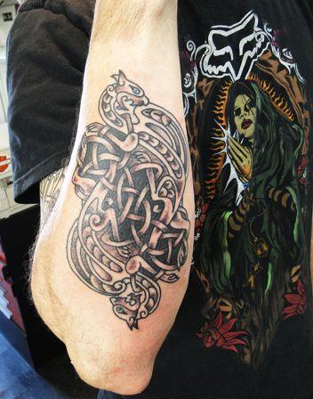 Celtic Tattoo Newport Rhode Island