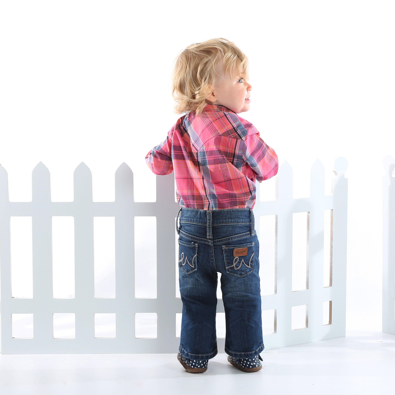 f8d9b3398250 Wrangler Infant Toddler Preschool Jean in 2018
