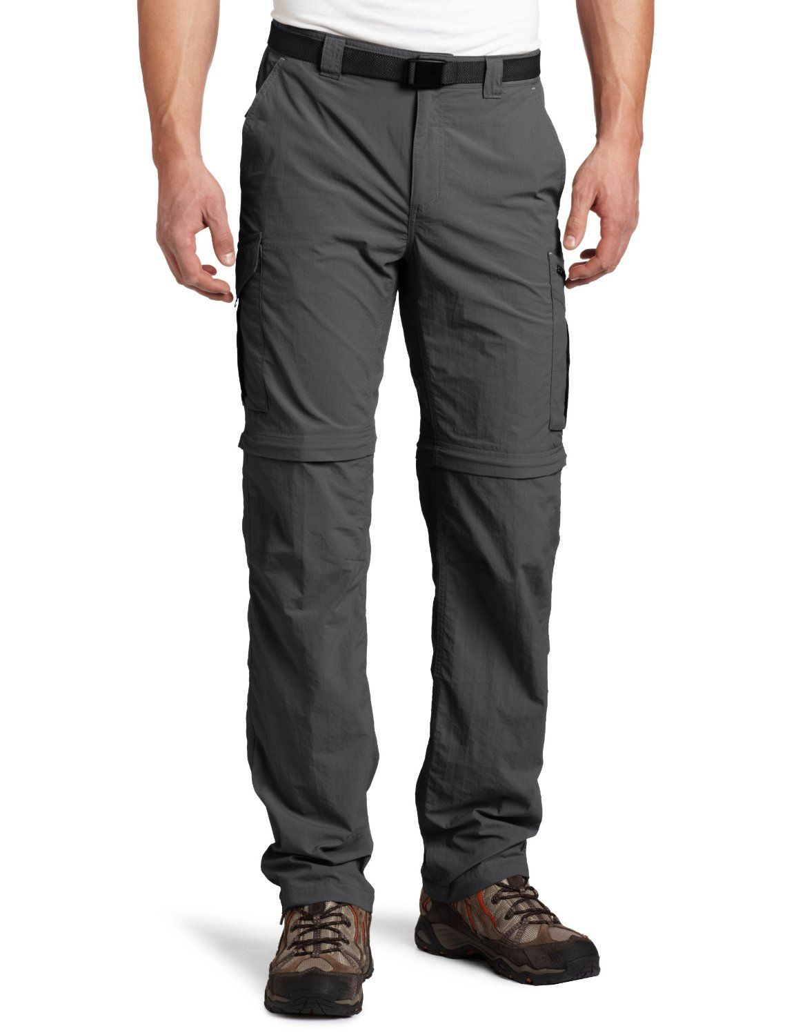d4dd13f9 Columbia Men's Silver Ridge Convertible Pant, Grill, 42 x 32 -- Additional  details at the pin item shown here, click it : Camping clothes