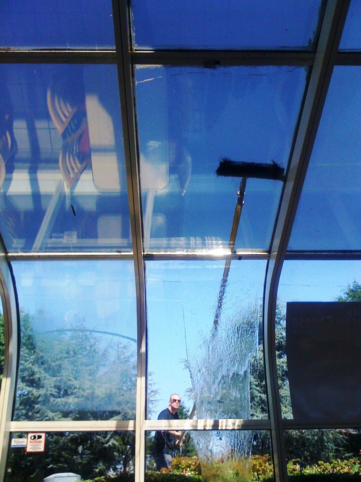 Cleaning Aaaaallllll Types Of Windows Glass Window Cleaning