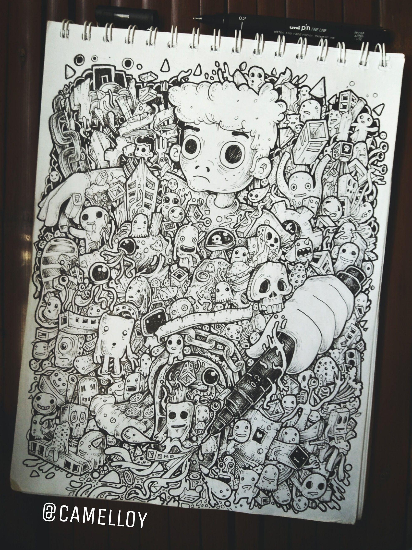 Cool Doodle Art