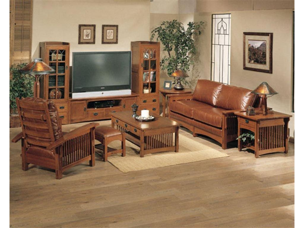 Modern Mission Style Furniture