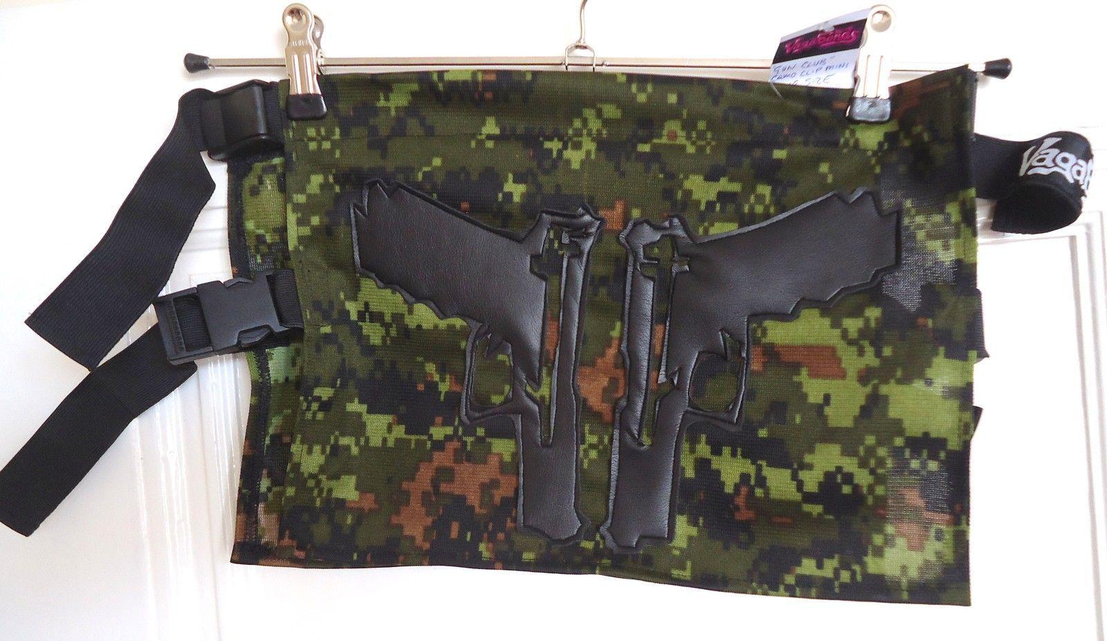 Glock applique mini skirt bumflap style with adjustable sideclips