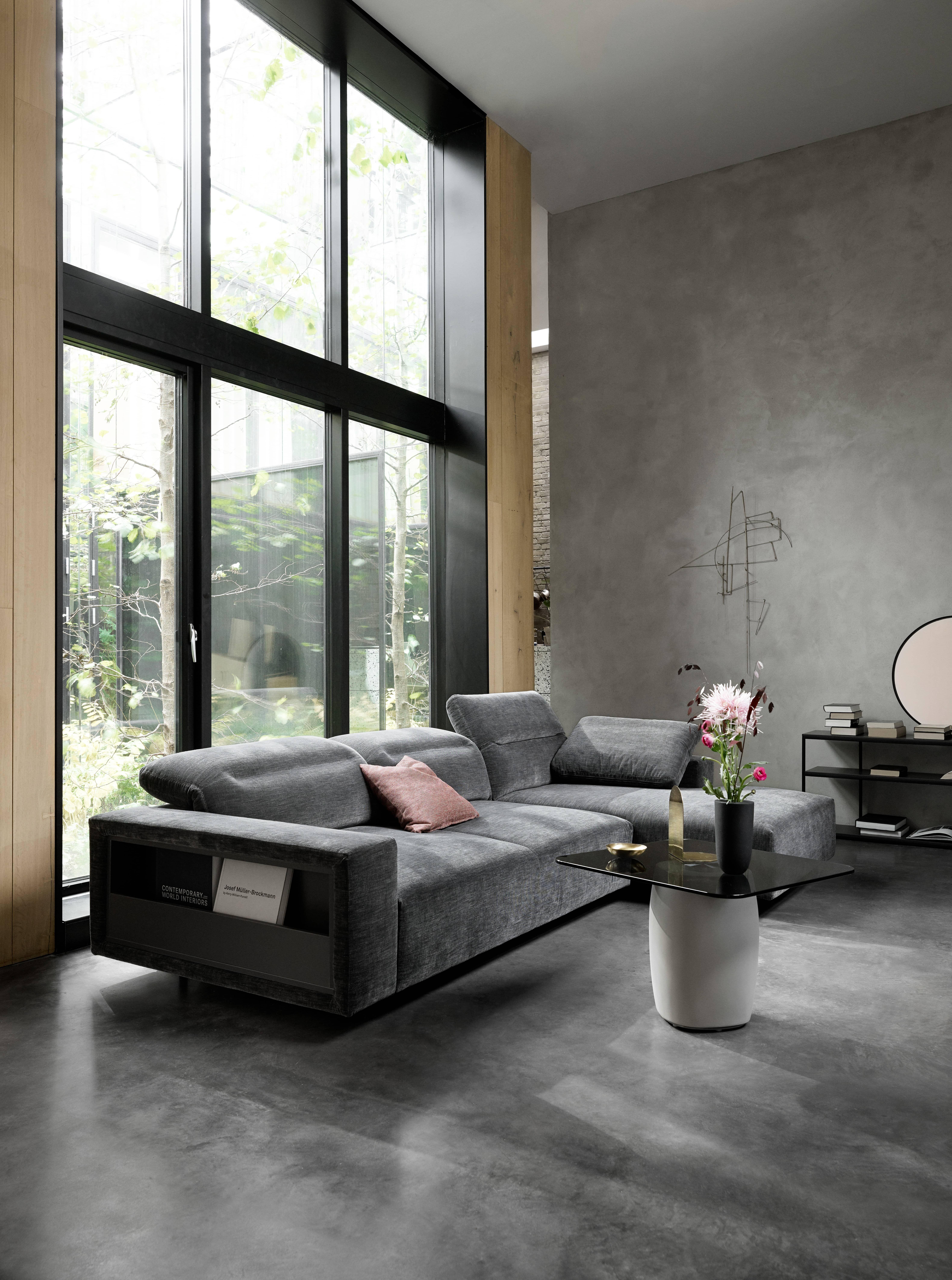 hampton sofa mit bilbao couchtisch boconcept interiordesign design interiors living. Black Bedroom Furniture Sets. Home Design Ideas