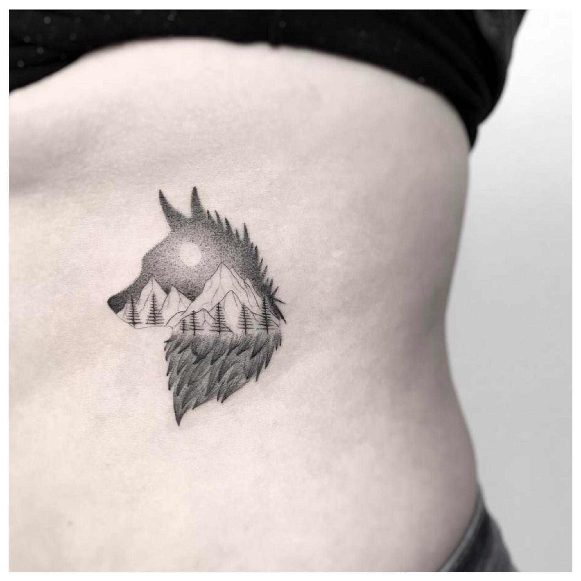 26 Wolf Tattoo Designs Wolf Tattoos For Women Small Wolf Tattoo Wolf Tattoo Design