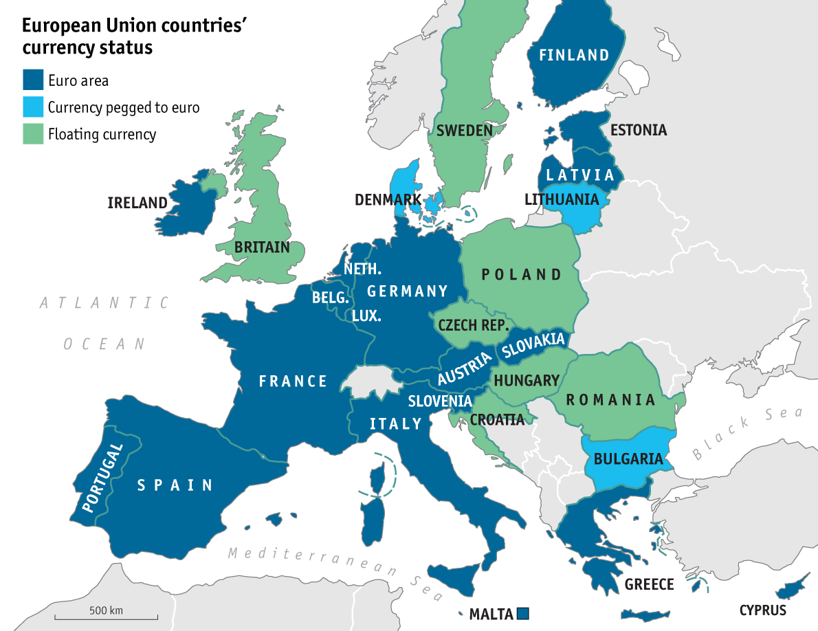 European economy guide: Taking Europe's pulse | The Economist