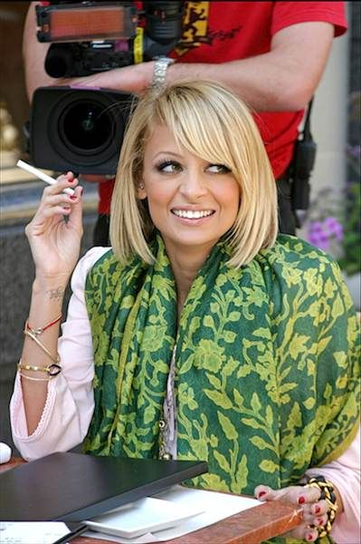 Nicole Richie Hair Styles Hair Styles Hair Short Hair Styles